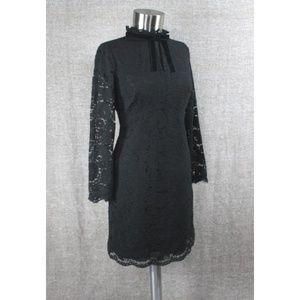 NEW! NANETTE LEPORE FLORAL LACE DRESS!